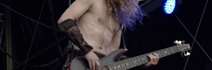 Ensiferum @MetalDays 2013, Slovenia