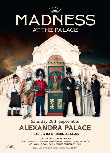 Madness @Alexandra Palace