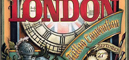 London Tattoo Convention 2013