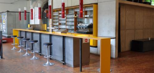 Cafe Krankhalle