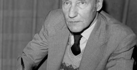 W S Burroughs