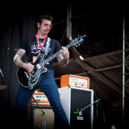 Eagles of death metal @ Nova Rock, 2015, Samir-9952