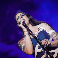 Nightwish @ Nova Rock, 2015, Samir-1397