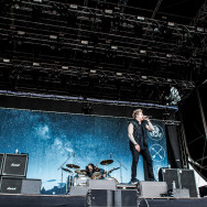 Papa Roach @ Nova Rock, 2015, Samir-0816