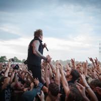 Papa Roach @ Nova Rock, 2015, Samir-0865
