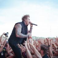 Papa Roach @ Nova Rock, 2015, Samir-0871