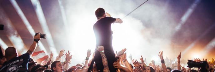 Rise Against @ Nova Rock, 2015, Samir-0177