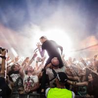 Rise Against @ Nova Rock, 2015, Samir-0180
